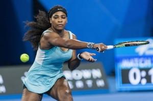 Serena Williams a segunda ronda en París