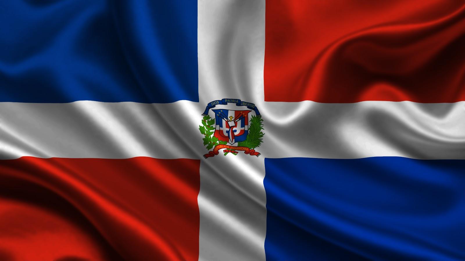 Bandera Dominicana entre las diez más bonitas del Mundo