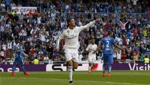 Cristiano Ronaldo se proclama como máximo goleador de la Liga de España