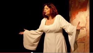 """Presentan obra teatral  """"Juana, una loca de amor"""""""