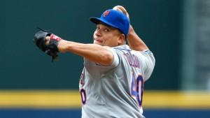 Colón, imponente en 8 innings; Mets vencen a Filis