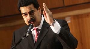 """Maduro dice restablecimiento entre Venezuela y Estados Unidos """"va bien"""""""