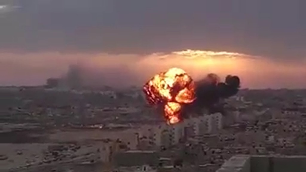 se estrella elicoptero e Siria_CDN