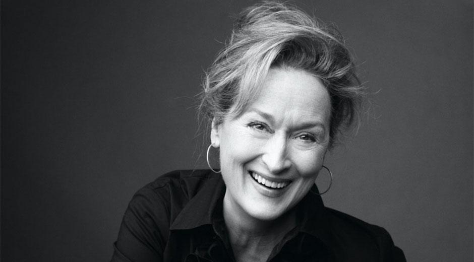 """Meryl Streep asegura lleva 36 años con su esposo porque son """"polos opuestos"""""""