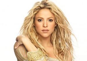 Shakira publica foto de su segundo hijo, Sasha