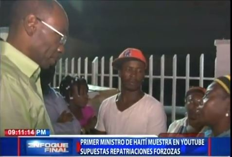 Primer ministro de Haiti