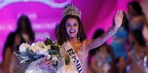 Modelo de 23 años se corona Miss República Dominicana 2015