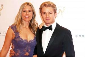 Nico Rosberg se convirtió en papá por primera vez
