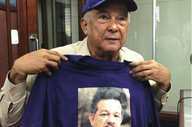 Miembro-fundador del PLD pide desagravio a Leonel; dice partido no es el de antes