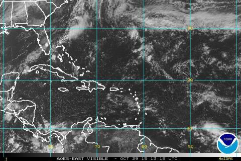 Meteorología: temperaturas ligeramente agradables se sentirán este jueves en RD