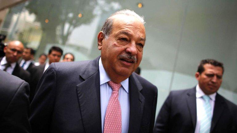 El magnate Carlos Slim propone trabajar tres días a la semana y retrasar la jubilación a los 75 años