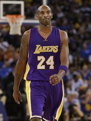 Kobe Bryant se retirará al final de esta campaña