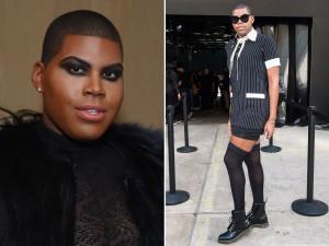 """""""Fashionisto"""" y activista LGTB, conoce al hijo de Magic Johnson"""