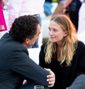 Mary-Kate Olsen se casó con Olivier Sarkozy