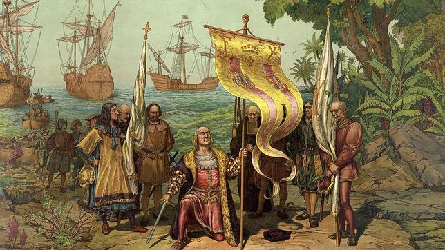 Un día como hoy, 5 de diciembre de 1492: llegada de los españoles a nuestra isla