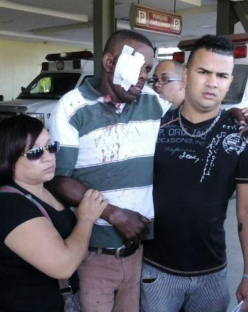 Reportan un herido por tiroteo en Villa Mella en convención PLD
