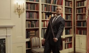 Barack Obama, cansado de las selfies
