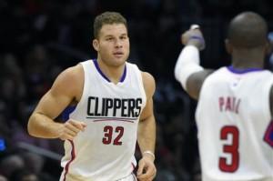 Clippers suspenden a Griffin cuatro partidos sin paga por agresión