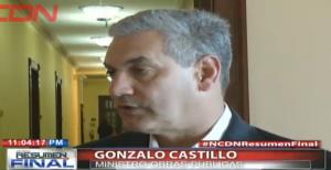 Gonzalo Castillo: De ganar elecciones, presidente seguirá construcción de obras