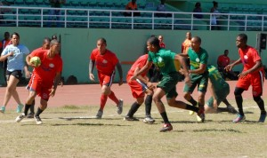 Serie final Copa Rugby Ministerio de Defensa se juega este miércoles