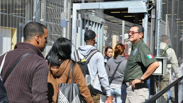 inmigrantes cubanos en Mexico