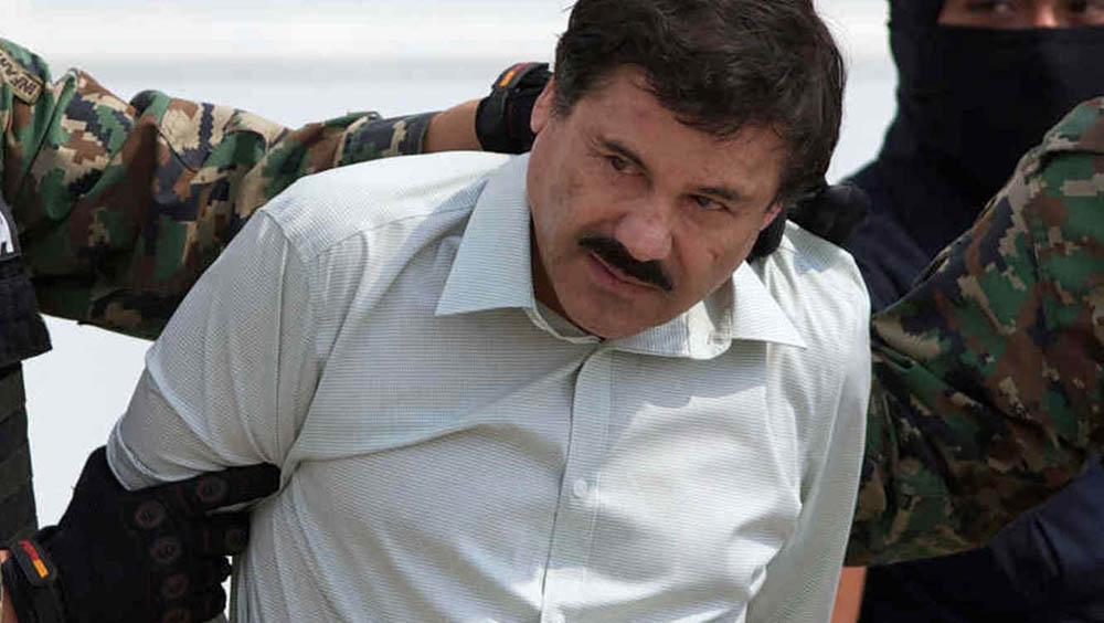"""Desarrollan serie de televisión sobre """"El Chapo"""" Guzmán"""