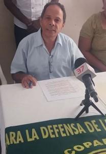 COPADEBA consternado por muerte de dirigente; pide rediseño política seguridad ciudadana