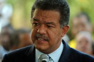 Leonel estima oposición persigue propósitos malignos con protestas