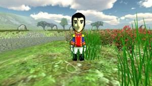 Venezolanos crean videojuego sobre Simón Bolívar