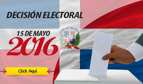 Elecciones presidenciales República Dominicana