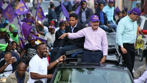 Vladimir Guerrero desmiente esté apoyando políticamente a Danilo Medina