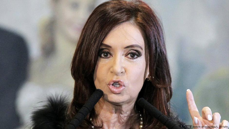 Un fiscal federal imputa a Cristina Fernández de Kirchner por supuesto enriquecimiento ilícito