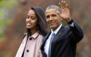 Malia Obama irá a Harvard tras tomar un año libre