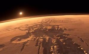 Robots humanoides explorarán Marte en pocos años