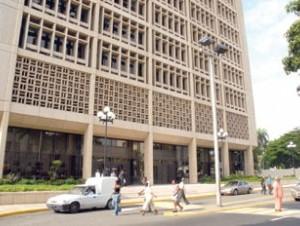 El Banco Central publica un documento  con los detalles de los desembolsos.