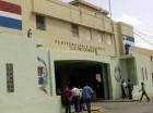 Entrada cárcel de La Victoria.