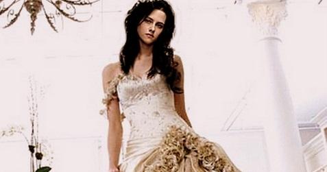 Vestido boda bella crepusculo