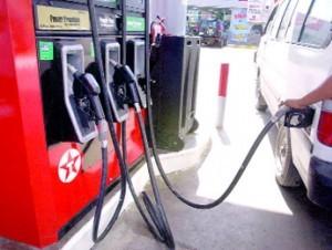 COSTOS. : Las gasolinas se han situado al alza los últimos seis meses.