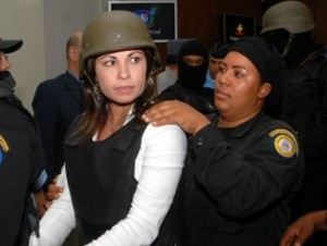Sobeida Félix: Recibió una condena de cinco años.