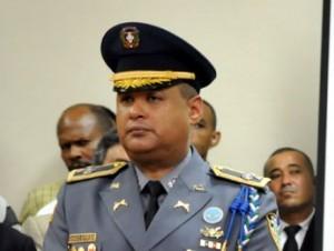 Coronel Máximo Báez Aybar.