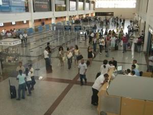 Aeropuerto Internacional Las Américas. Foto archivo.