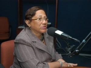 Juana Sánchez, directora de Comunidad Digna.
