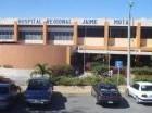 Hospital Jaime Mota.