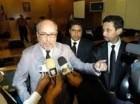 El abogado Eric Raful, defensor de Álvarez Renta. Foto fuente externa.
