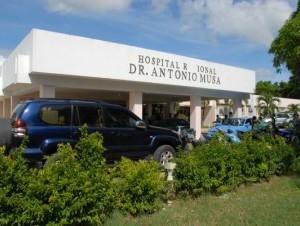Hospital Antonio Musa.