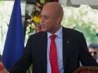 Michel Martelly, presidente de Haití habló ante el Caricom.