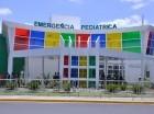 Nueva emergencia pediátrica del Hospital Arturo Grullón.