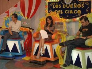 Programa Los Dueños del Circo.