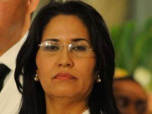 Maritza Hernández. Ministra de Trabajo. Especialista en seguridad social. Entra al nuevo gabinete de Danilo.
