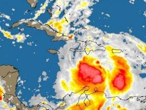 La Oficina Nacional de Meteorología advierte que las condiciones marítimas presentan olas peligrosas